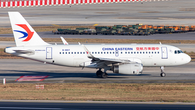 B-8017 - Airbus A319-132 - China Eastern Airlines