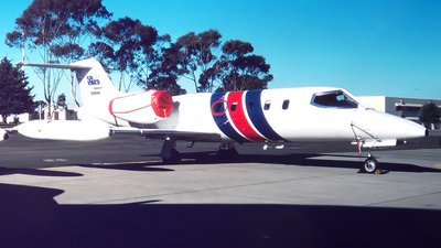 VH-BIB - Gates Learjet 36A - Private