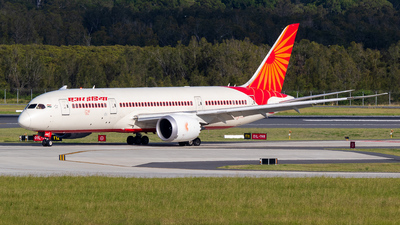 A picture of VTANZ - Boeing 7878 Dreamliner - Air India - © James Saunders