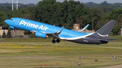 N5683A - Boeing 737-84P(BCF) - Amazon Prime Air (Sun Country Airlines)