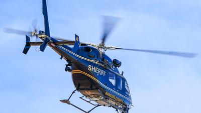 N812LE - Bell 429 - Maricopa County Sheriff