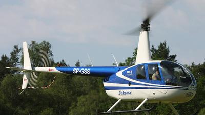 SP-GSS - Robinson R44 Raven II - Private