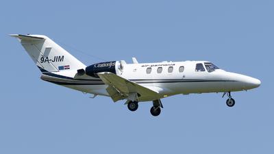9A-JIM - Cessna 525 Citationjet CJ1 - Air Pannonia