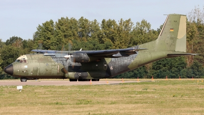 50-51 - Transall C-160D - Germany - Air Force