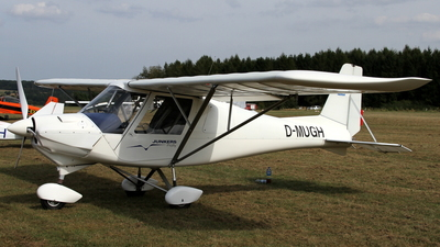 A picture of DMUGH - Comco Ikarus C42 Cyclone - [01066354] - © Daniel Schwinn