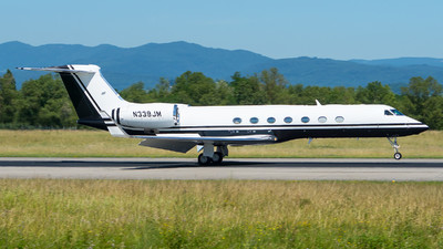 N339JM - Gulfstream G550 - Private