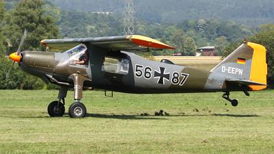 D-EEPN - Dornier Do-27A4 - Luftsportring Laupheim
