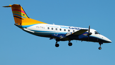 VQ-TMJ - Embraer EMB-120ER Brasília - interCaribbean Airways