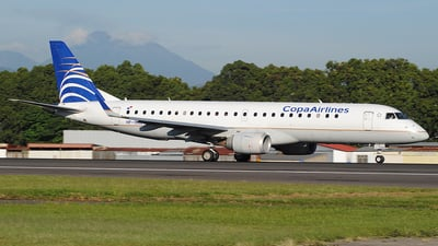 HP-1562CMP - Embraer 190-100IGW - Copa Airlines Colombia