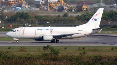 9M-NEF - Boeing 737-3S3(SF) - Neptune Air