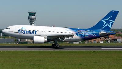C-GTSH - Airbus A310-304 - Air Transat