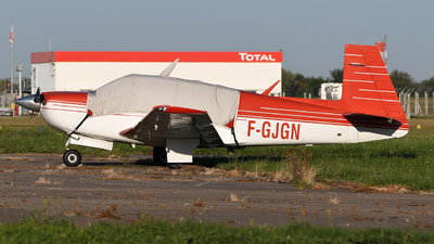 F-GJGN - Mooney M20J-201 - Private