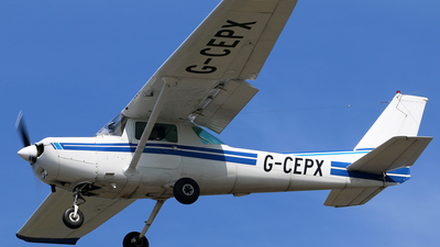 G-CEPX - Cessna 152 - Private