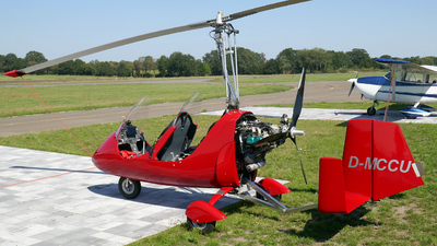 D-MCCU - AutoGyro Europe MT-03 Eagle - Private