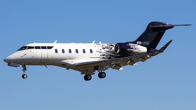 PR-XDE - Bombardier BD-100-1A10 Challenger 350 - Private