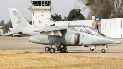 E-821 - FMA AT-63 Pampa II - Argentina - Air Force