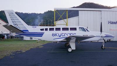 VH-SKV - Cessna 404 Titan - Skytrans