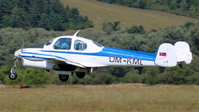 OM-KML - Let L-200D Morava - Aero Club - Slovak Republic