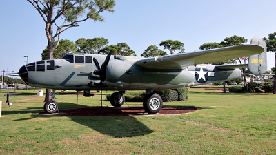 43-28222 - North American B-25 Mitchell - United States - US Air Force (USAF)