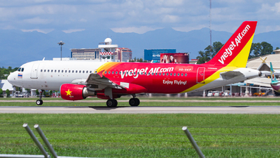A picture of HSVKF - Airbus A320214 - VietJet Air - © Chittapon K.