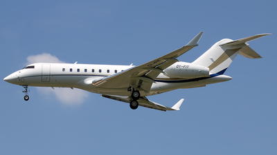 OY-FIT - Bombardier BD-700-1A11 Global 5000 - ExecuJet Scandinavia