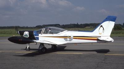 ST-12 - SIAI-Marchetti SF260M - Belgium - Air Force