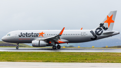 VH-VFP - Airbus A320-232 - Jetstar Airways