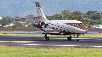 N800GH - Dassault Falcon 2000 - Private