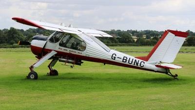 A picture of GBUNC - PZL104 Wilga 35A - [129444] - © David Cook