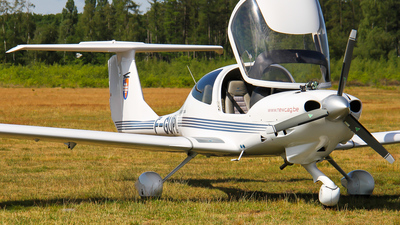 F-GUPL - Diamond DA-40 Diamond Star - Private