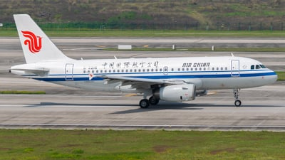 B-6216 - Airbus A319-131 - Air China