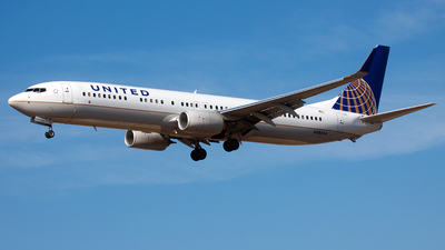N38454 - Boeing 737-924ER - United Airlines