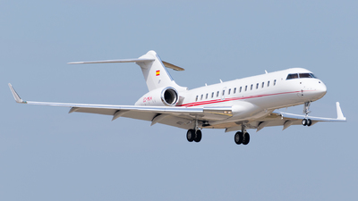 EC-MKH - Bombardier BD-700-1A10 Global 6000 - Gestair Private Jets