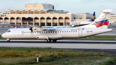 A picture of SXFIV - ATR 72500 - Sky Express - © Buzu
