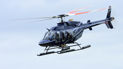 N407TD - Bell 407 - Professional Helicopter Services