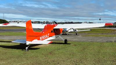 N195AZ - Cessna A185F Skywagon - Private
