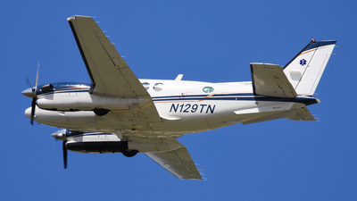 N129TN - Beechcraft C90A King Air - Eagle Med (Ballard Aviation)