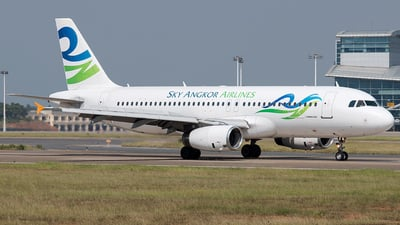XU-ZAC - Airbus A320-231 - Sky Angkor Airlines