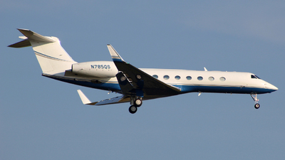 N785QS - Gulfstream G550 - Private