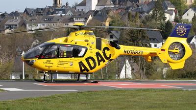 D-HSHP - Eurocopter EC 135P2+ - ADAC Luftrettung
