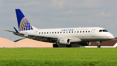 N632RW - Embraer 170-100SE - United Express (Republic Airlines)