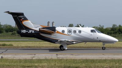 A picture of HBJFK - Embraer Phenom 100 - [50000062] - © Loredana Cioclei