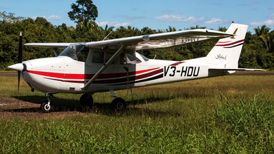 V3-HDU - Cessna 172F Skyhawk - Private