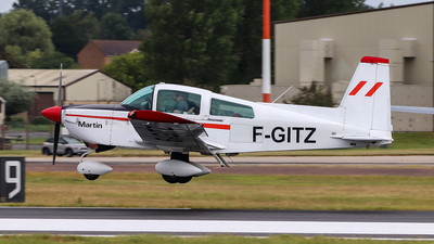 F-GITZ - American General AG-5B Tiger - Private