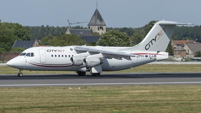 EI-RJR - British Aerospace Avro RJ85 - CityJet