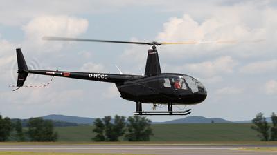 D-HCCC - Robinson R44 Raven - Private