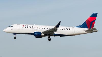 N243SY - Embraer 170-200LR - Delta Connection (SkyWest Airlines)