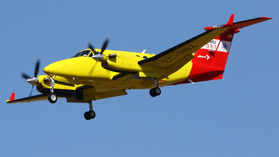 EC-NBZ - Beechcraft B200GT Super King Air - Eliance