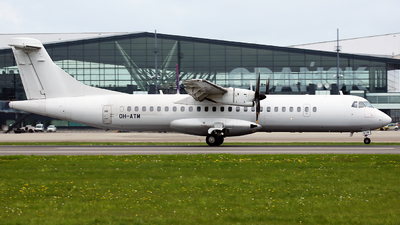 OH-ATM - ATR 72-212A(500) - Nordic Regional Airlines NORRA
