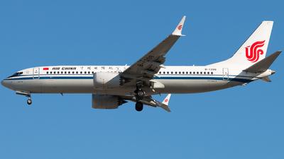 B-1398 - Boeing 737-8 MAX - Air China
